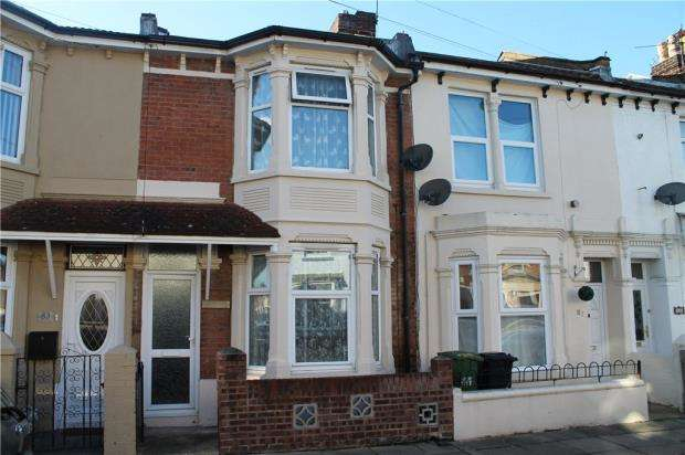 3 Bedrooms Terraced House for sale in Monmouth Road, Portsmouth