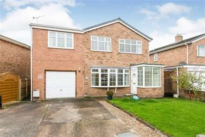 5 Bedrooms Detached House for rent in Meadowcroft, Higher Kinnerton