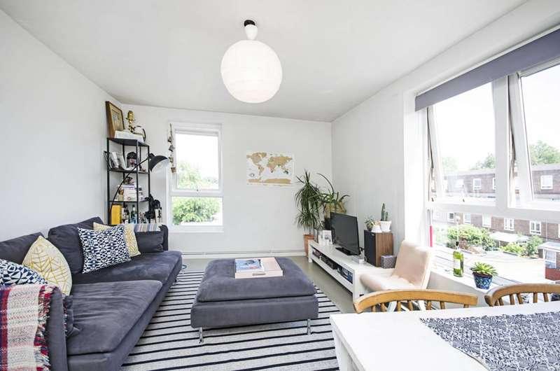 1 Bedroom Flat for rent in Lansdowne Drive, London Fields, E8