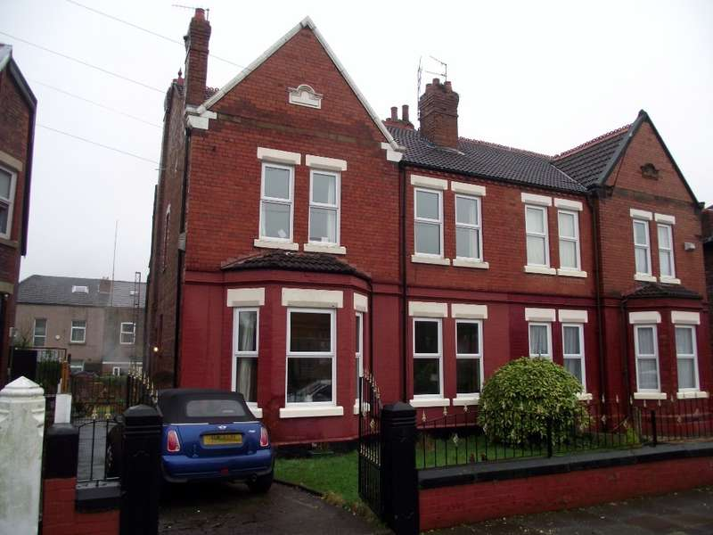 5 Bedrooms Semi Detached House for sale in Greenbank Road - sales, Birkenhead, Wirral, CH42