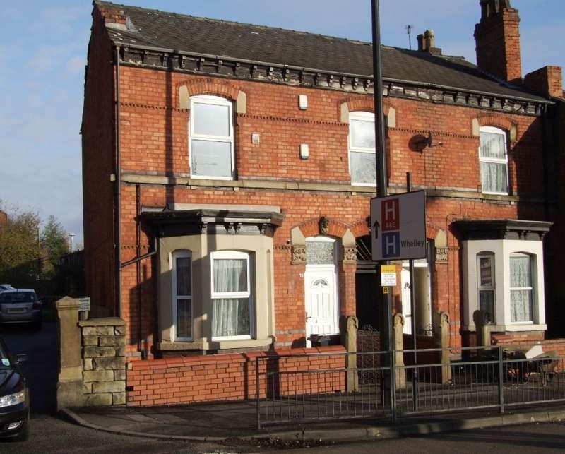 1 Bedroom Flat for rent in Powell Street, , Wigan, WN1 1XD