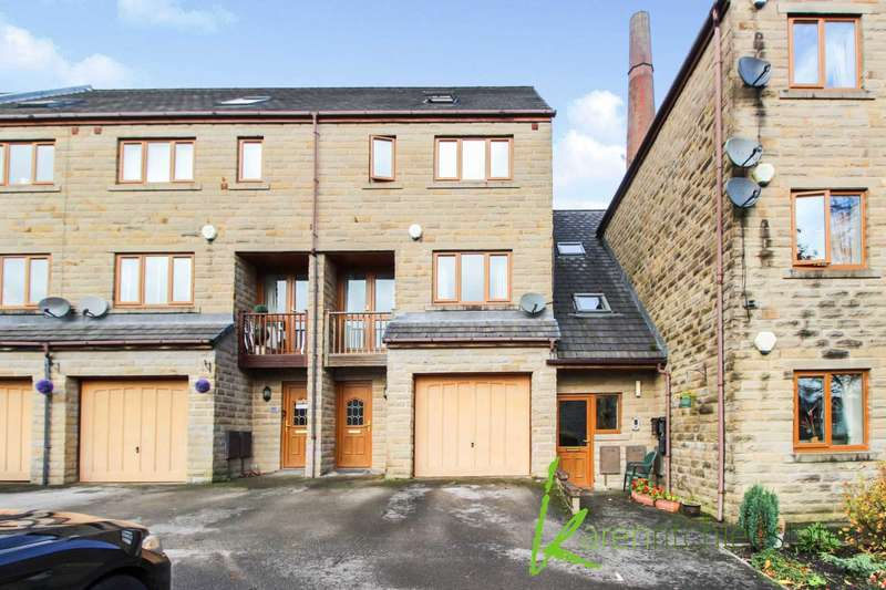 4 Bedrooms Town House for sale in Capitol Close, Bolton