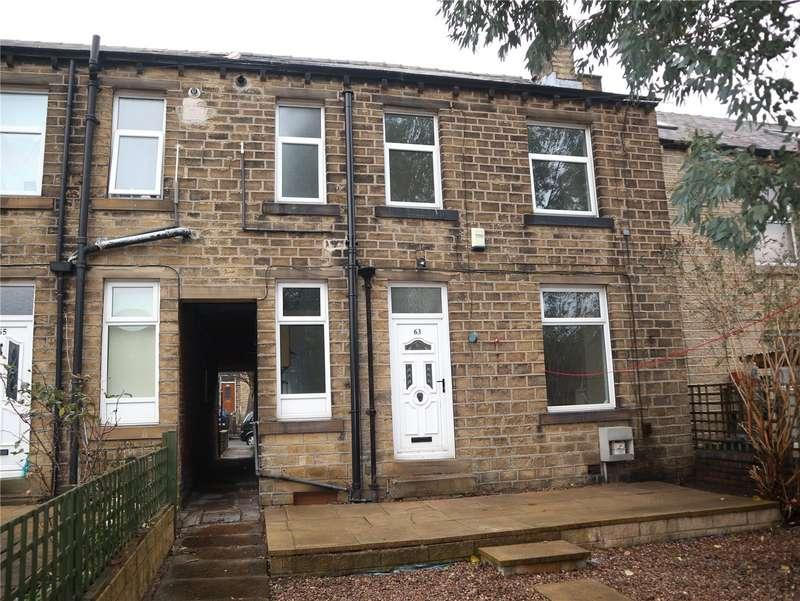 2 Bedrooms Terraced House for rent in Beech Street, Paddock, Huddersfield, HD1