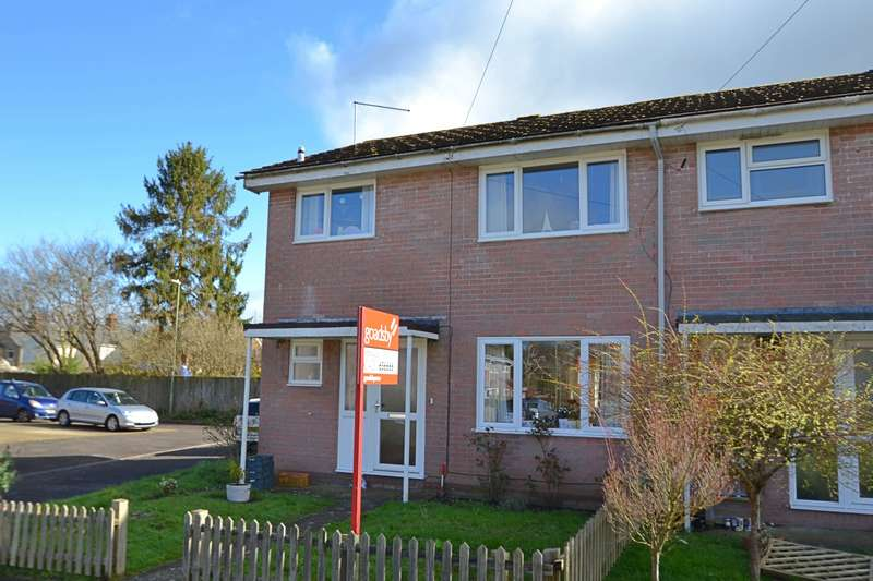 3 Bedrooms End Of Terrace House for sale in Fordingbridge