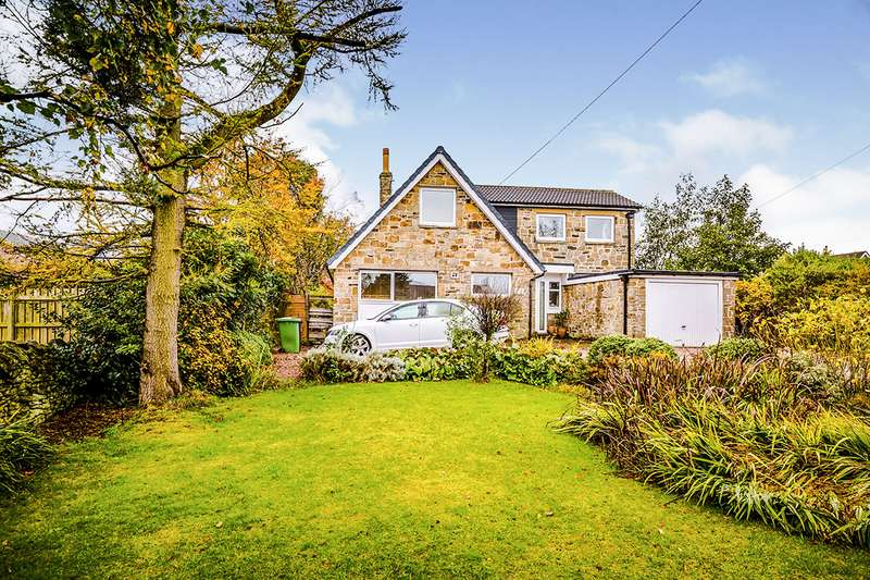 4 Bedrooms Detached House for sale in Slaithwaite Road, Meltham, Holmfirth, West Yorkshire, HD9