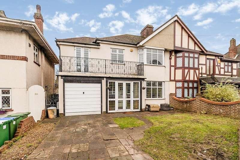 4 Bedrooms Semi Detached House for sale in Danson Road, Bexley, DA5