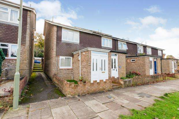 3 Bedrooms End Of Terrace House for sale in Black Dam, Basingstoke, Hampshire