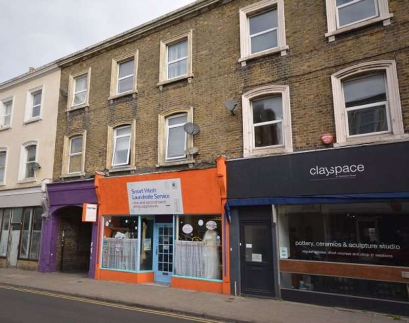 1 Bedroom Flat for rent in Northdown Road, Cliftonville, CT9 2RJ