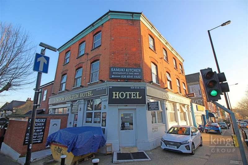 35 Bedrooms Property for sale in Wightman Road, London