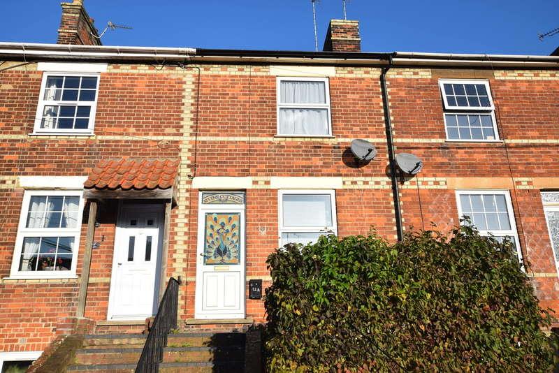 1 Bedroom Maisonette Flat for rent in Vine Cottages, Haverhill