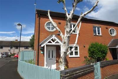 3 Bedrooms House for rent in 1 Westgate Close, Rocester