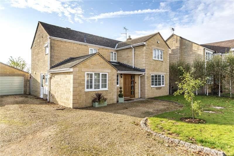 4 Bedrooms Detached House for sale in Links View, Cirencester, GL7