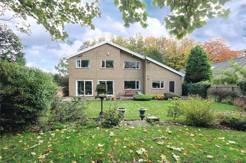 4 Bedrooms Detached House for sale in North Lodge, Chester Le Street, Co Durham, DH3