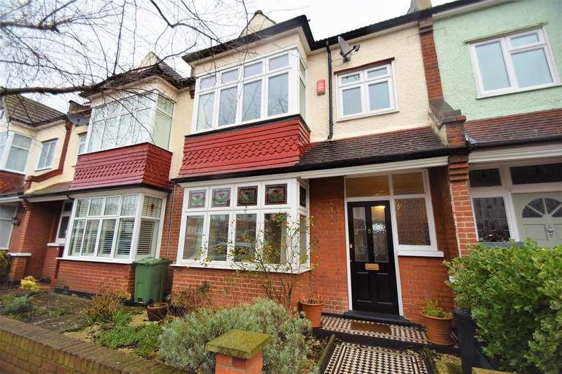 4 Bedrooms Terraced House for sale in Hampden Road, Beckenham