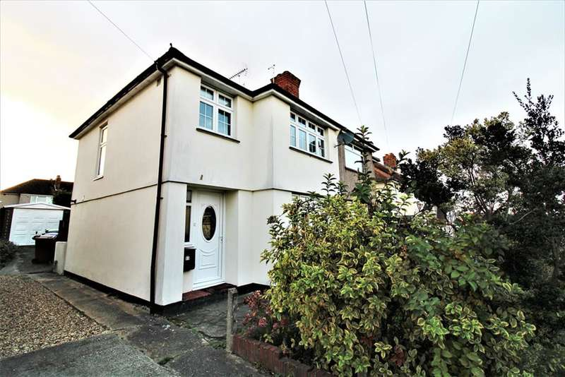 3 Bedrooms Semi Detached House for sale in Edison Road , Welling, DA16 3NF