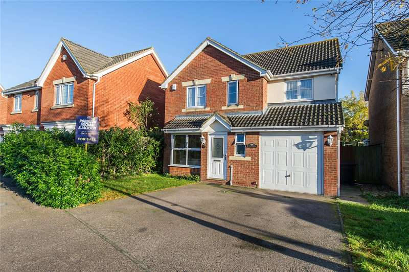 4 Bedrooms Detached House for sale in Marsh View, Gravesend, Kent, DA12