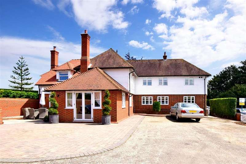 5 Bedrooms Detached House for sale in Street End, , Canterbury, Kent
