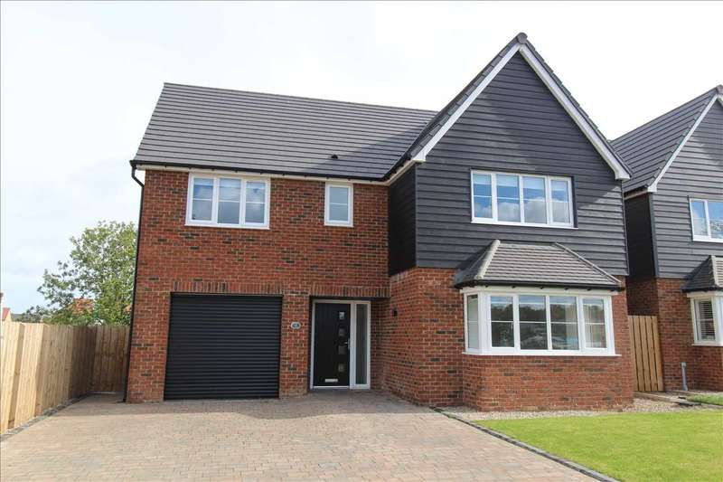 4 Bedrooms Detached House for rent in St. Davids Park, Crowhall Lane, Cramlington