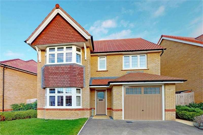 4 Bedrooms Detached House for rent in Leckhampton, Cheltenham, Gloucestershire