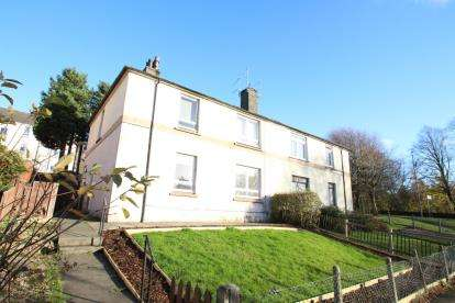 2 Bedrooms Flat for sale in Springfield Avenue, Bishopbriggs
