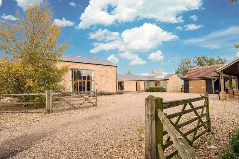 5 Bedrooms Detached House for sale in Prickwillow