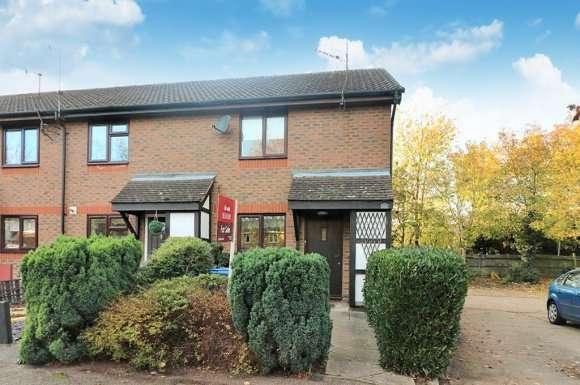 2 Bedrooms Property for sale in Wellington Drive, Welwyn Garden City