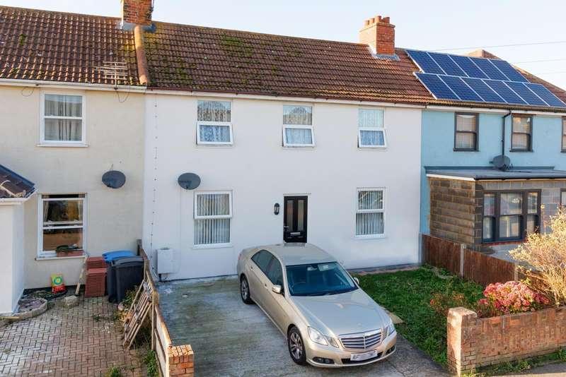 3 Bedrooms Terraced House for sale in Burgess Road, Aylesham, CT3