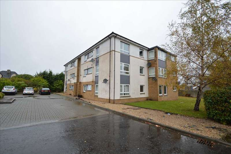 2 Bedrooms Apartment Flat for rent in Clydesdale Court, Clydesdale Street, New Stevenson