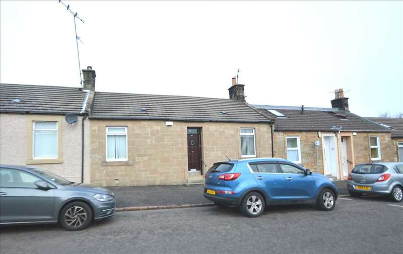 2 Bedrooms Terraced House for sale in Hill Street, Larkhall
