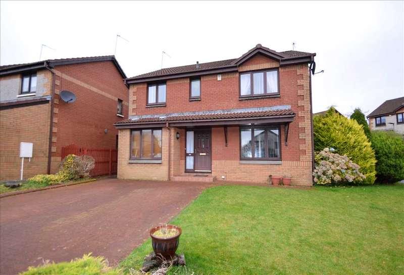 5 Bedrooms Detached House for sale in Dunnottar Crescent, East Kilbride