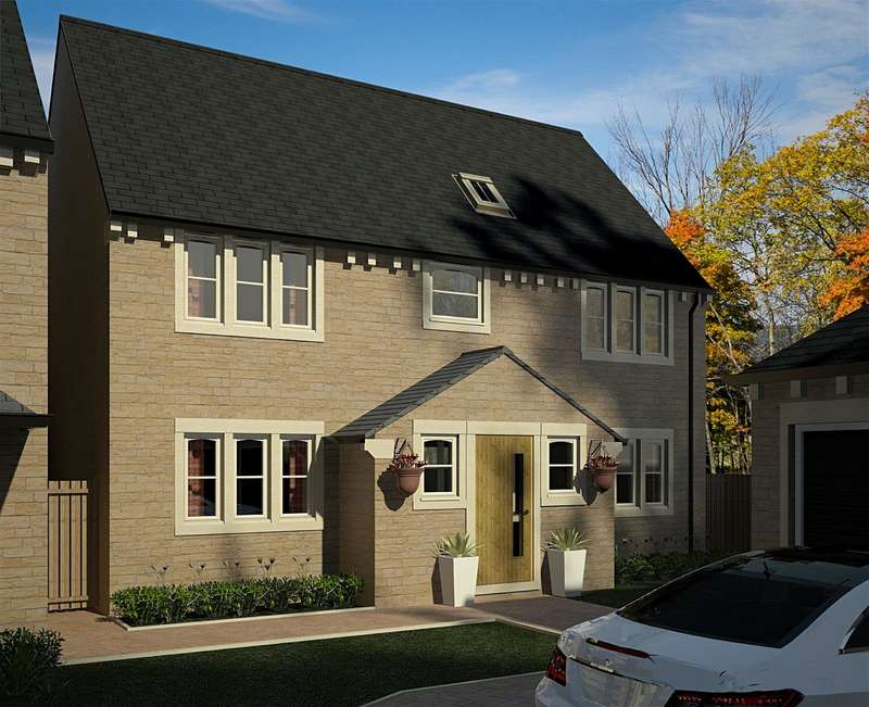 5 Bedrooms Detached House for sale in Haugewood Court, South Hiendley, Barnsley, S72 9BX