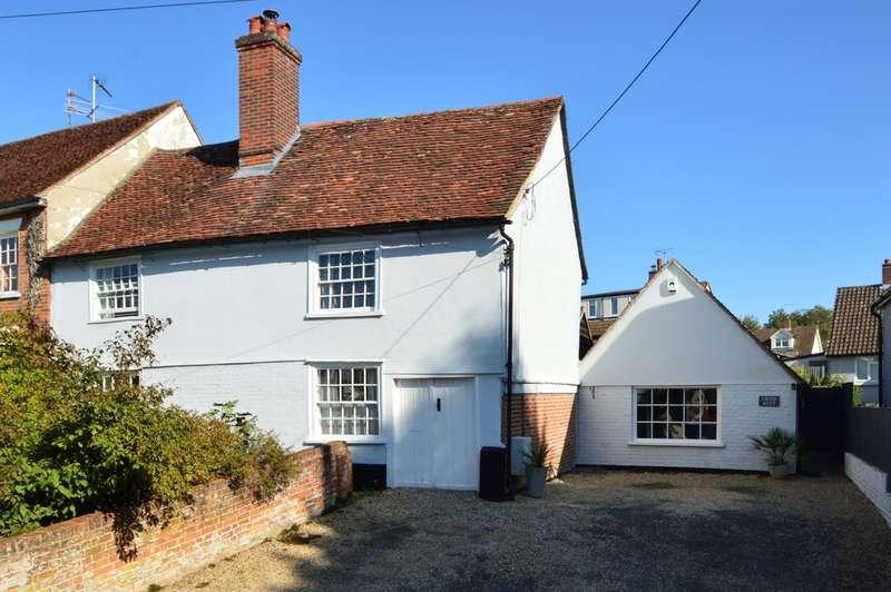 5 Bedrooms Cottage House for sale in Castle Hedingham, Halstead, Essex.