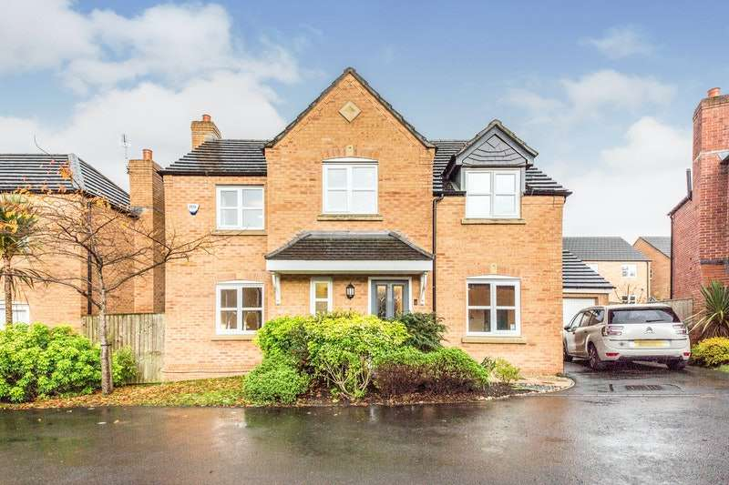 4 Bedrooms Detached House for sale in Princess Fold, Manchester, Greater Manchester, M34