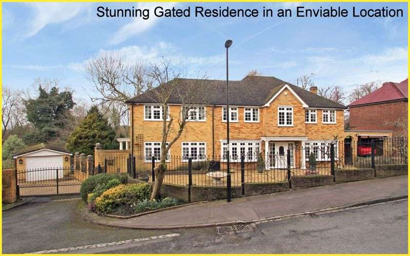 5 Bedrooms Property for sale in Riesco Drive, Shirley Hills