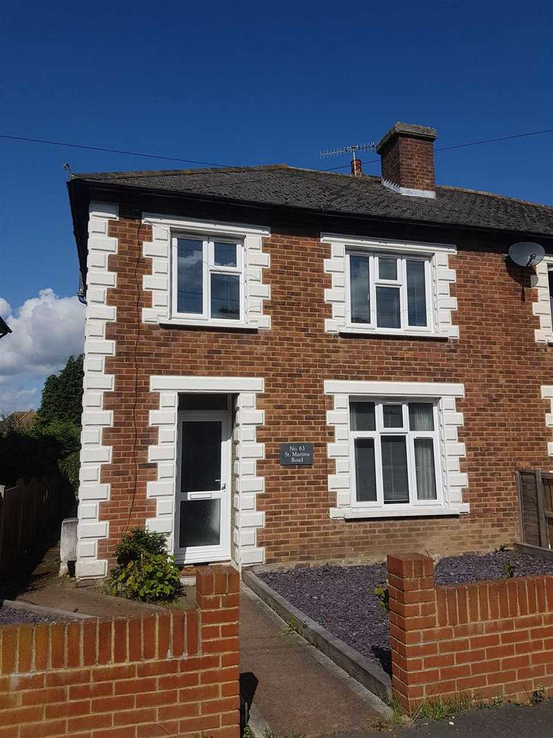 4 Bedrooms Semi Detached House for rent in St Martins Road, Canterbury