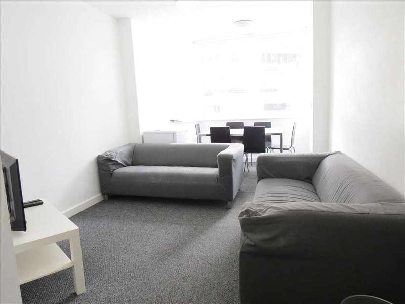 7 Bedrooms Apartment Flat for rent in Holdenhurst Road, Bournemouth, Bournemouth