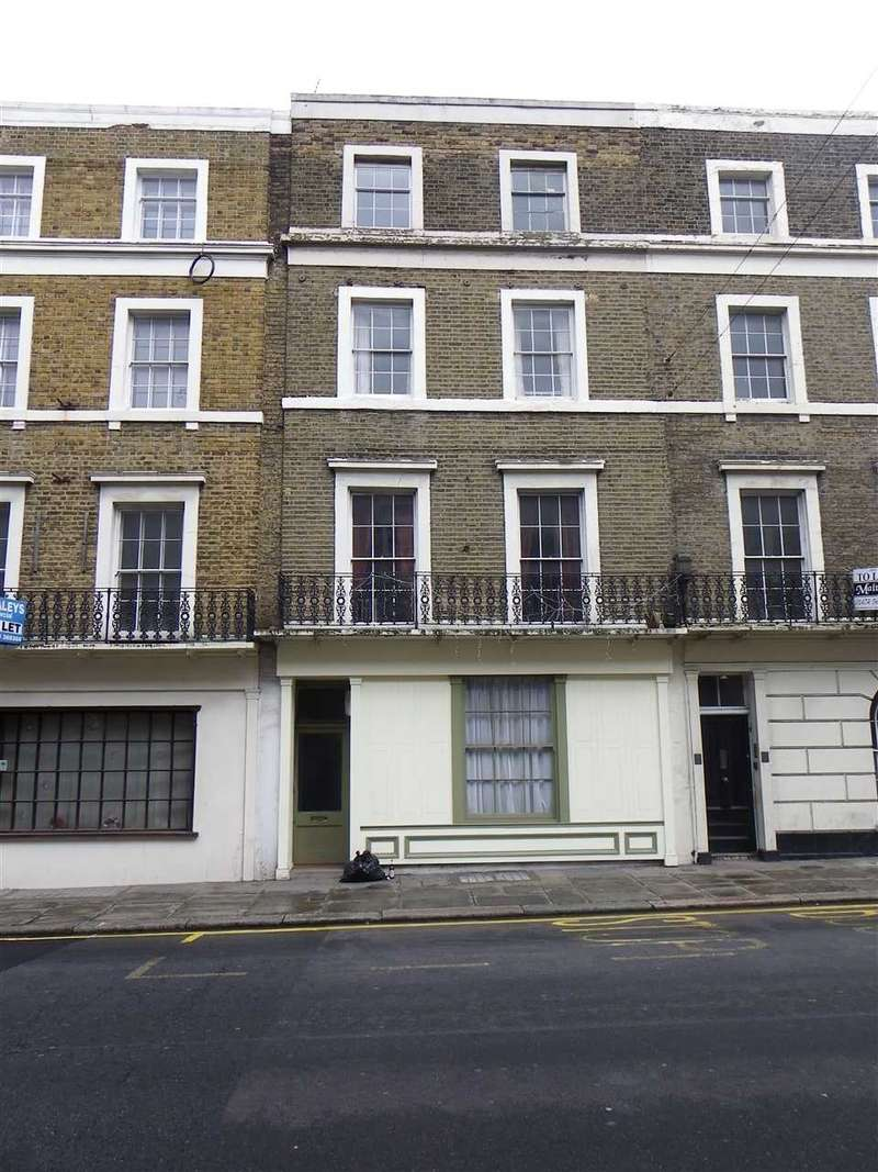2 Bedrooms Apartment Flat for rent in Harmer Street, Gravesend