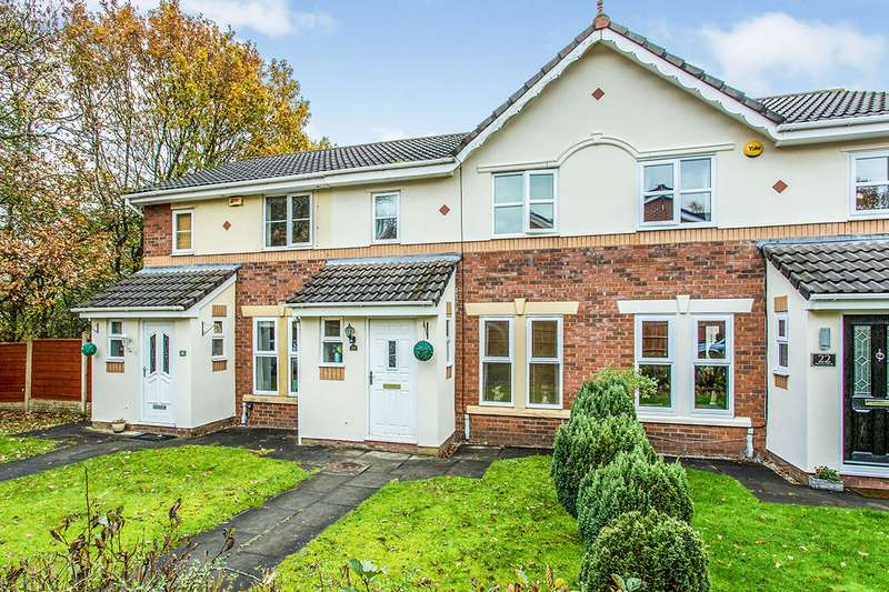 3 Bedrooms House for sale in Tatham Grove, Winstanley, Wigan, Greater Manchester, WN3
