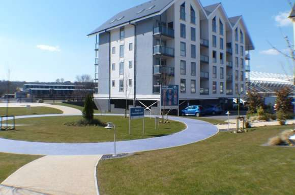 1 Bedroom Property for rent in Prince Apartments, Phoebe Road, Copper Quarter, Swansea, SA1