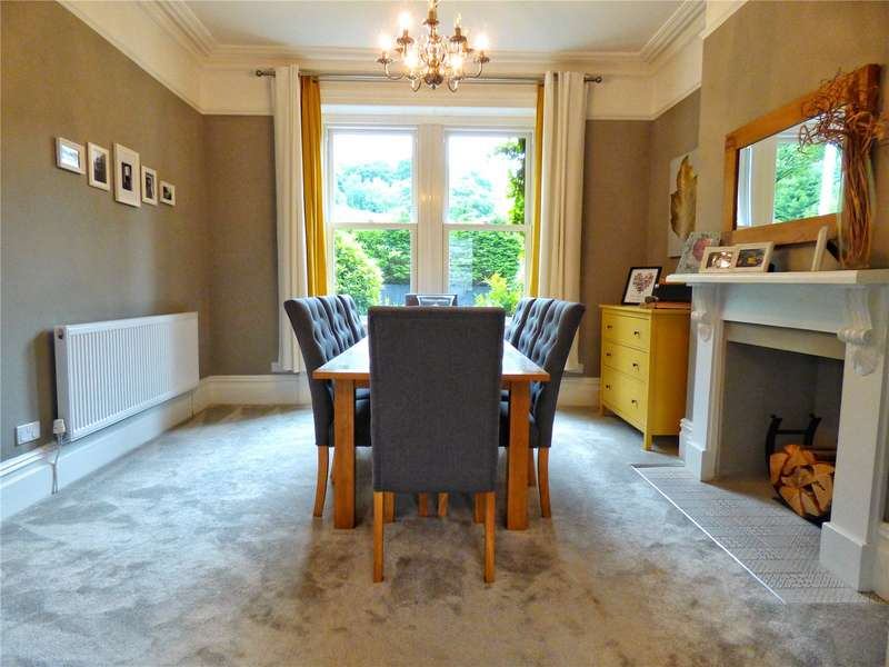 4 Bedrooms End Of Terrace House for sale in Bacup Road, Waterfoot, Rossendale, BB4