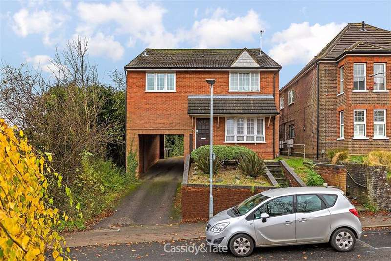 1 Bedroom Property for sale in Cravells Road, Harpenden, Hertfordshire - AL5 1BD