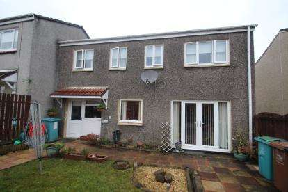 3 Bedrooms End Of Terrace House for sale in Abbotsford Place, Greenfaulds