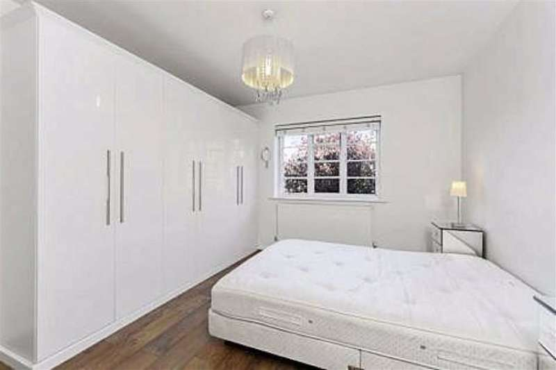 2 Bedrooms Flat for rent in Ossulton Way, N2
