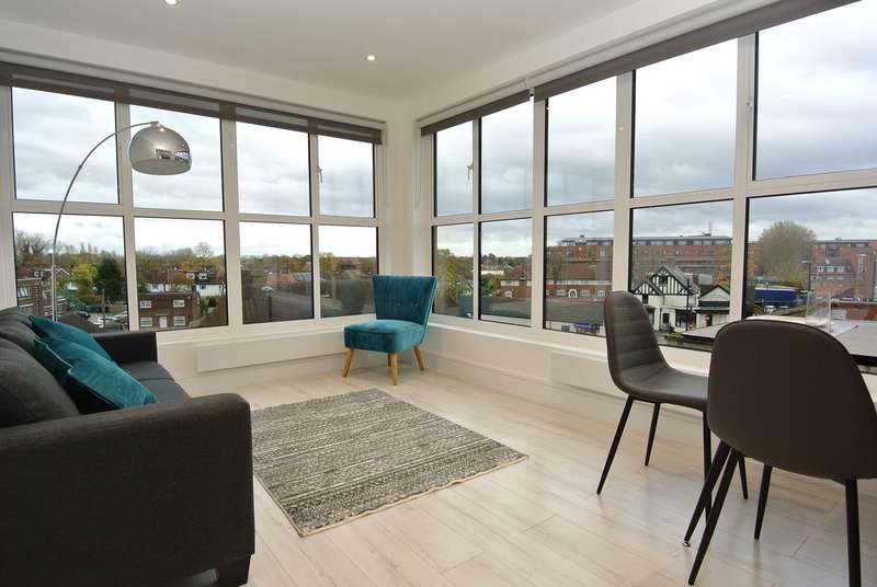 2 Bedrooms Apartment Flat for rent in Woodthorpe Road, Ashford, TW15