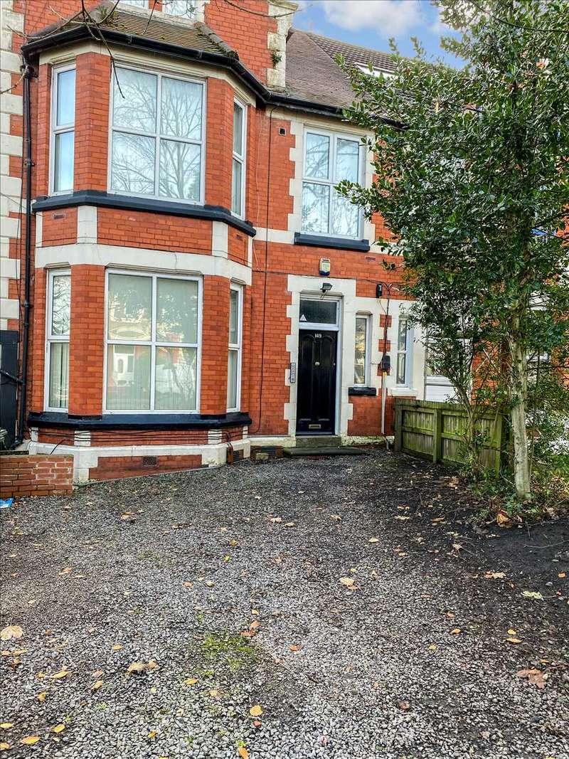 1 Bedroom Apartment Flat for rent in Park Road North, Birkenhead, Birkenhead