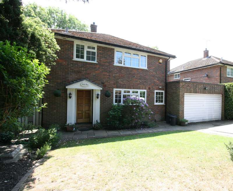 4 Bedrooms Detached House for rent in Northwood, HA6