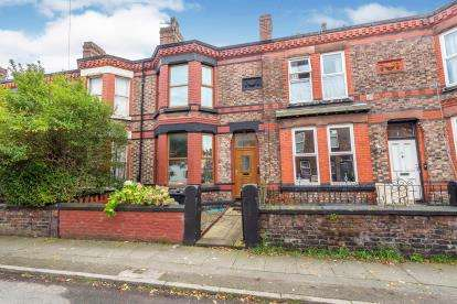 5 Bedrooms Terraced House for sale in Cecil Road, Seaforth, Liverpool, Merseyside, L21