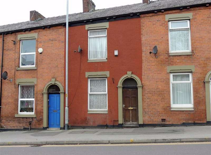 2 Bedrooms Terraced House for sale in Ashton Road, Hathershaw, Oldham