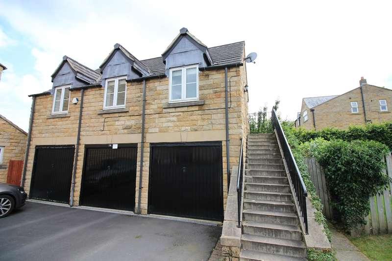 1 Bedroom Flat for rent in Albert Simmons Way, Burley in Wharfedale, Ilkley, LS29