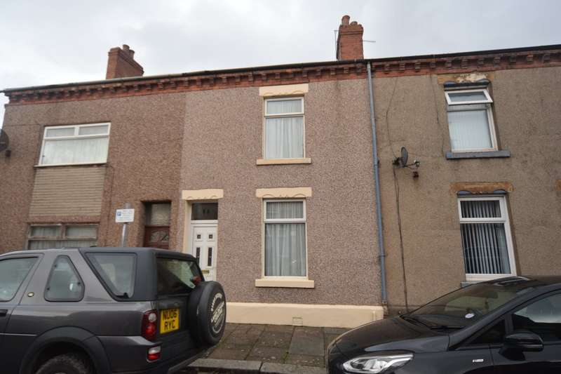 3 Bedrooms Terraced House for rent in Brown Street, Barrow-in-Furness